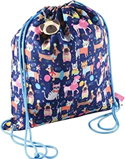 top paw cute and colorful backpack carrier