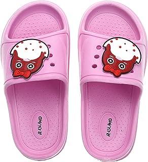 R-ISLAND Chanclas Niño Zapatos de Piscina para Niña Niño Sandalias Verano Antideslizante Zapatillas de Baño Casa Hombre Mujer
