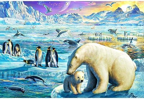 Puzzle House- Tierkollektionen, Holzpuzzle, Katzenhunde Dinosaurier Wild Pets, Perfect Cut & Fit, 300 500 1000 1500 2000 Stück Boxed Linde, Spielwaren für Erwachsene und Kinder -416
