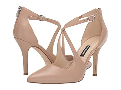 Nine West Fayla (Barely Nude) Women