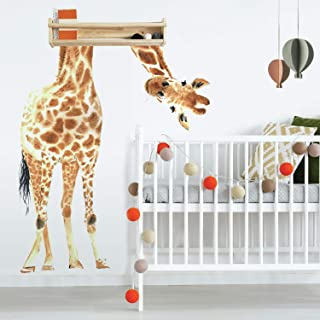 RoomMates Giraffe Peel And Stick Giant Wall Decals