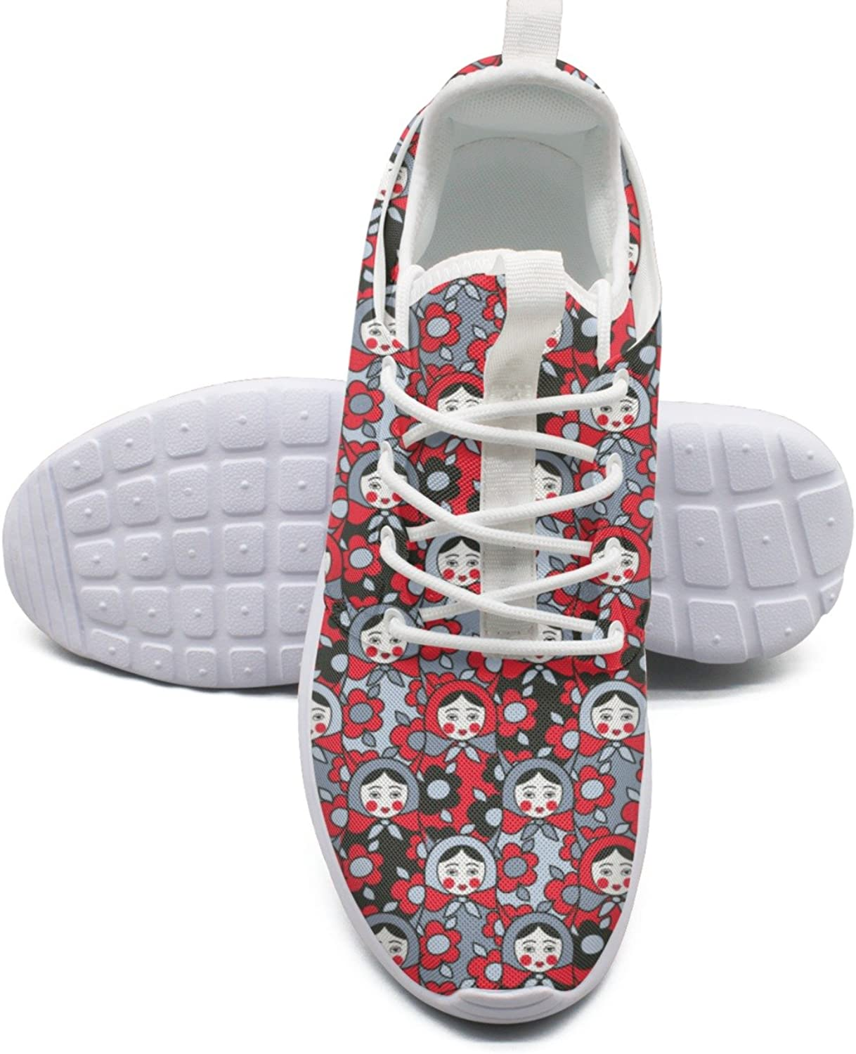 Russian Doll Womens Top Casual Running shoes Hunting Mini