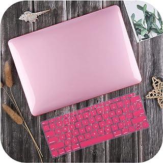 Funda rígida de plástico suave para MacBook Air de 13 pulgadas 2020 M1 A2337 A2179 para Mac Book Pro de 13 pulgadas A2338 ...