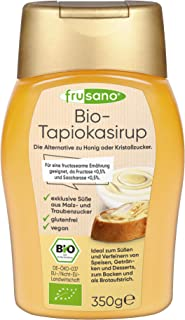 Frusano Tapiokasirup bio 350g