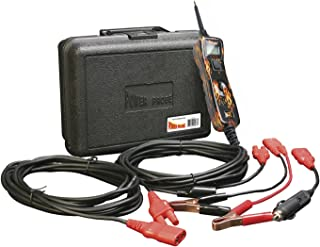 Power Probe III w/Case & Acc - Fire (PP319FIRE) [Car Automotive Diagnostic Test Tool, Digital Volt Meter, AC/DC Current Resistance, Circuit Tester]