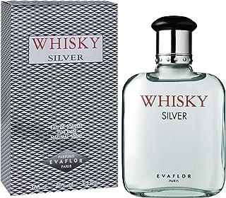 WHISKY SILVER • Eau de Toilette 100 ml • Vaporizador • Perfume para hombre • EVAFLORPARIS