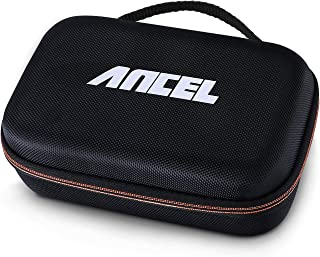 ANCEL Case for OBD2 Scanner, Protective and Storage Box for DEPSTECH Wireless Endoscope, ANCEL AD310 AD410 Autel AL319 AUTOPHIX 126P FOXWELL NT201 LAUNCH V Plus