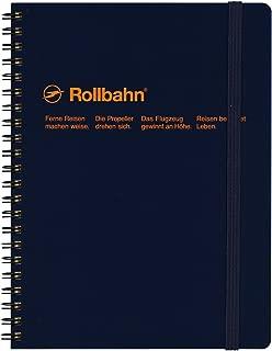 rollbahn a5 notebook
