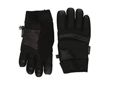Seirus Solarsphere Soundtouch Brink Gloves (Black) Snowboard Gloves