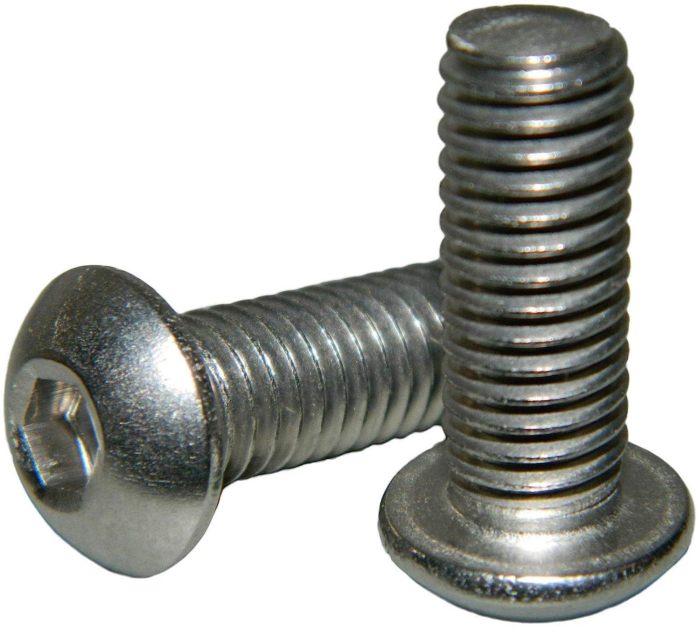 Stainless Steel Button Head Socket Cap Screws 1 2-13 Quantity limited Dedication Machine x