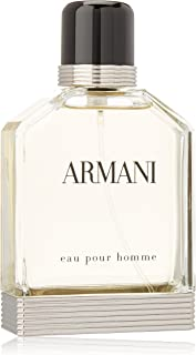 Pour Homme by Giorgio Armani - perfume for men - Eau de Toilette, 100ml