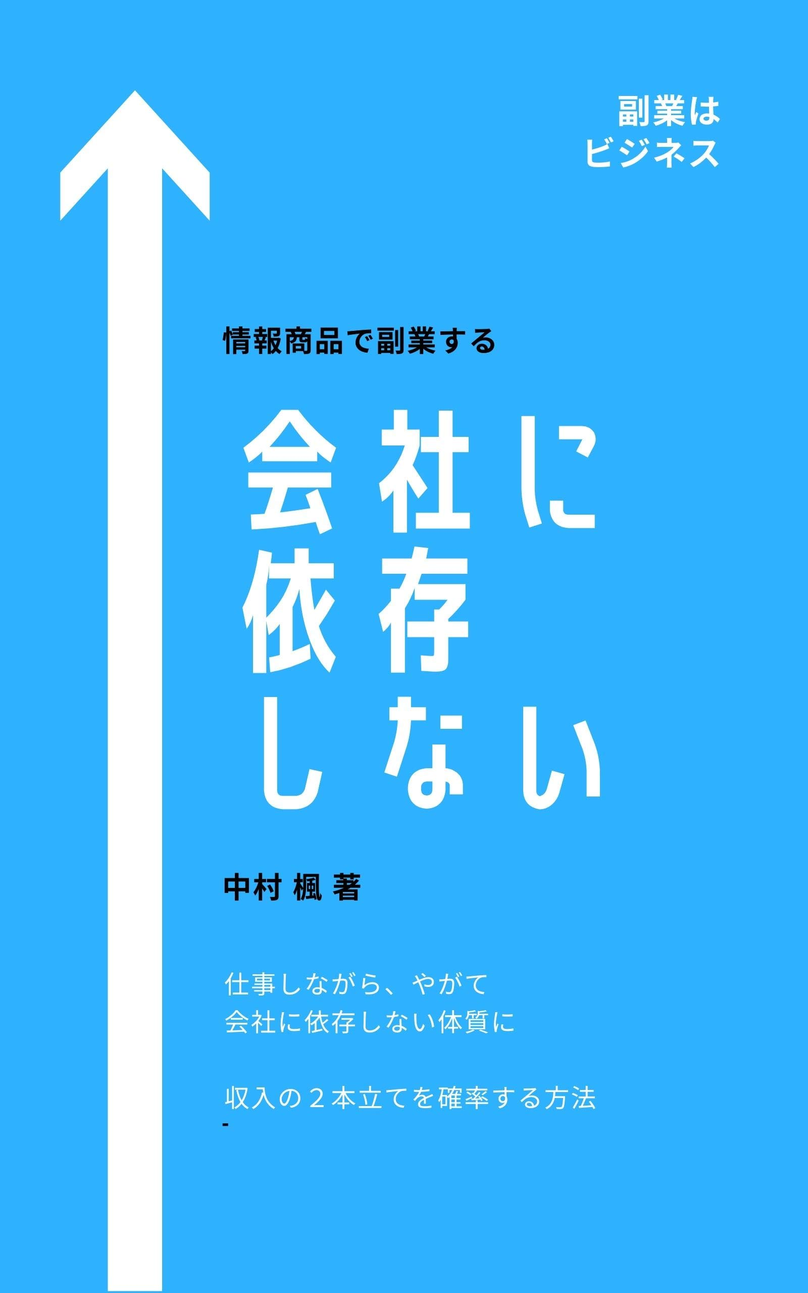 kaishanimouizonsinai jyouhoshohindefukugyousuru: syunyunonihondatewogennjitunisuruhoho (Japanese Edition)