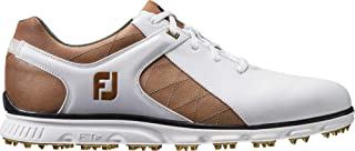 FootJoy Men's Pro/Sl-Previous Season Style Golf Shoes White 9.5 M