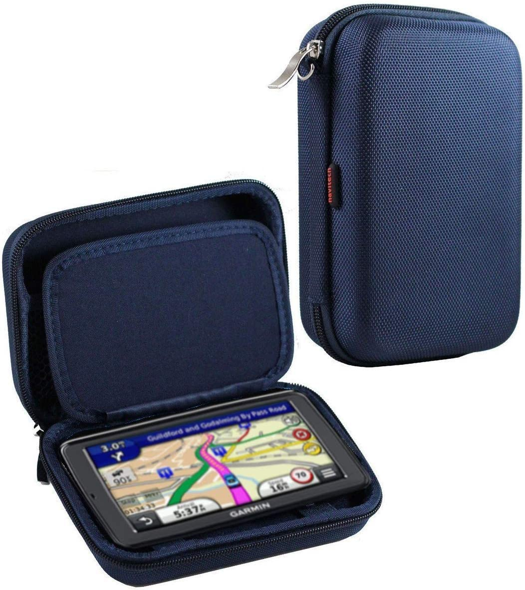 Navitech Max 49% OFF Dark Blue Tulsa Mall Hard Carry Case The Compatible XGODY 505 with