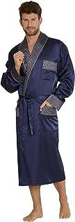 Forex - Vestaglia da uomo in elegante tessuto di raso di alta qualità con splendido design