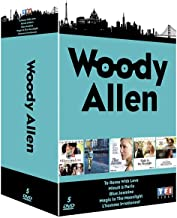 Woody Allen - Amours et petits tracas: To Rome With Love + Minuit à Paris + Magic in the Moonlight + Blue Jasmine + L'homme irrationnel [Italia] [DVD]