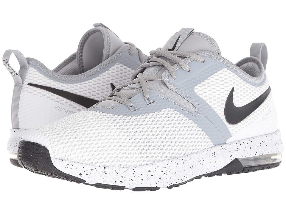 Nike Air Max Typha 2 (White/Black/Wolf Grey) Men