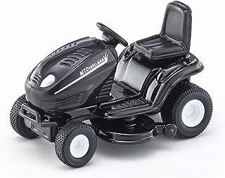 Siku 1312, gräsklippare, 1:32, metall/plast, svart, leksaks