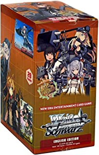 Best weiss schwarz kancolle booster box Reviews