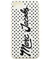 Marc Jacobs - HD Script Logo iPhone 8 Case