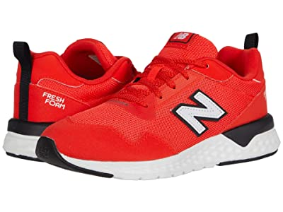 New Balance Kids 515 Sport (Little Kid/Big Kid) (Neo Flame/Black) Boys Shoes