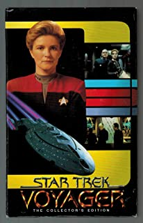 Star Trek Voyager - The Collector's Edition: Resolutions/Basics, Parts 1 and 2