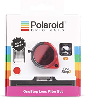 Polaroid Originals 4690 - Juego de filtros de Objetivo para cámara de un Paso Multicolor