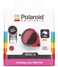 Polaroid Originals 4690 One-step Lens Filter Set, White