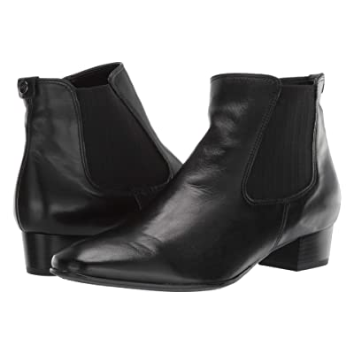 ara Millicent (Black Nappa Soft Smooth Leather) Women