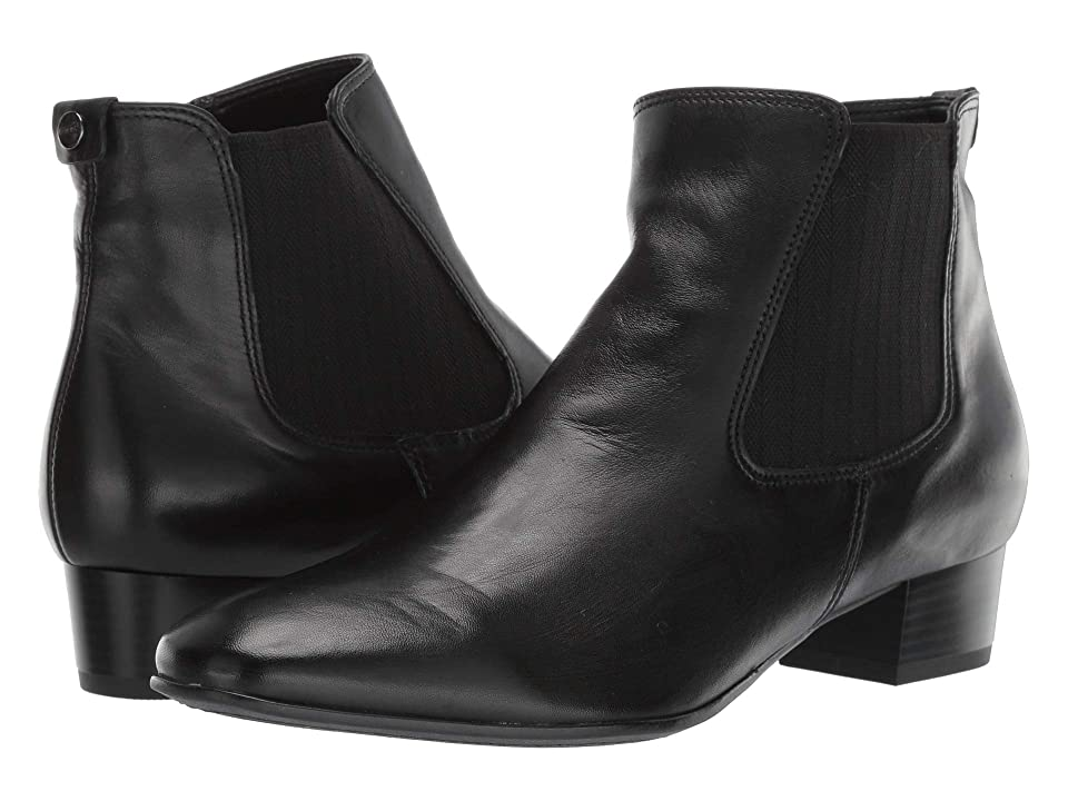 ara Millicent (Black Nappa Soft Smooth Leather) Women