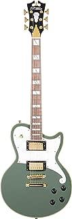 D'Angelico Deluxe Atlantic Electric Guitar - Hunter Green