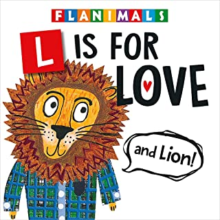 L is for Love (and Lion!)