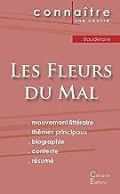 Fiche de lecture Les Fleurs du Mal de Charles Baudelaire (Analyse littéraire de référence et résumé complet)
