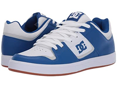 DC DC Shoes Cure (Blue/White) Men