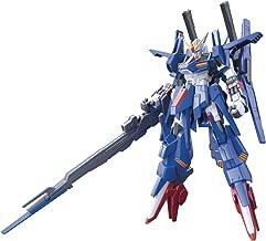 Bandai Hobby HGBF ZZ II Gundam Build Fighters Action Figure (1/144 Scale)