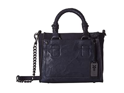 Frye Demi Mini Satchel (Iris) Satchel Handbags