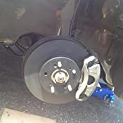 EBC Brakes RK1594 RK Series Premium OE Replacement Brake Rotor