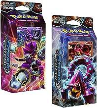 Pokemon Both XY Steam Siege 60-Card Theme Decks - Gears of Fire & Ring of Lightning!