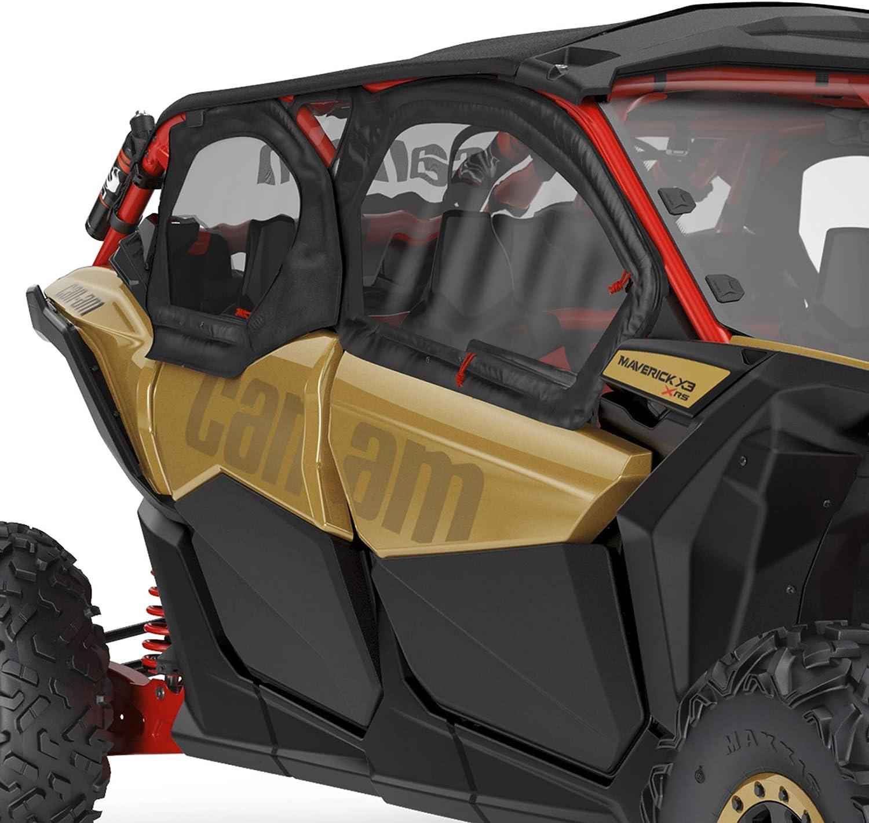 Brp Can Am Maverick store X3 Max Upper #71500 New Door Omaha Mall Panels Oem Soft