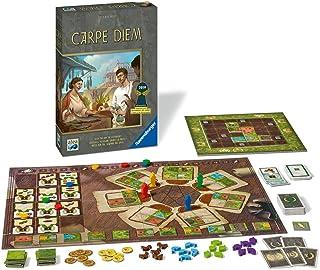 Ravensburger Carpe Diem Strategy Board Game for Age 10 & Up - 2019 Kennerspiel Des Jahres Nominee,Gray,26919