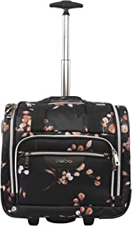 Women's Valentina-Wheeled Under The Seat Carry-on Bag,...