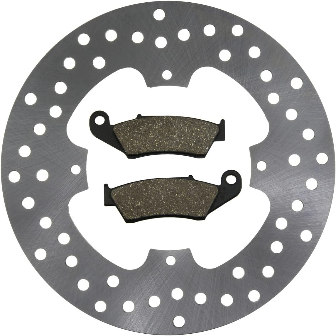Chicago Mall Factory Spec 1 FS-2080 FS-437 Front Rotor Disc Max 44% OFF Brake B