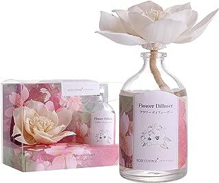 Rose Cottage Reed Diffuser Set Lavender Scented Sticks Oil Diffuser Room Fragrance for..