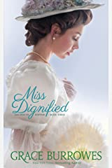 Miss Dignified: Mischief in Mayfair Book Three Kindle Edition