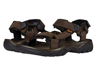 Teva Terra Fi 5 Universal Leather (Turkish Coffee) Men