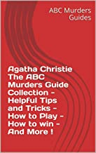 Agatha Christie The ABC Murders Guide Collection - Helpful Tips and Tricks - How to Play - How to win - And More !