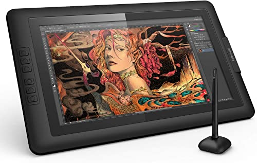 XP-Pen Artist 16 Pro - Best Tablets For Adobe Illustrator