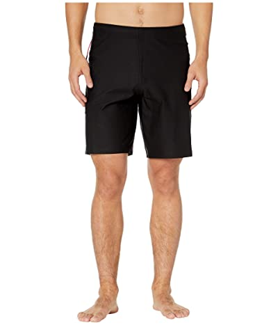 Vans 19 Surf Trunk Boardshorts (Black) Men