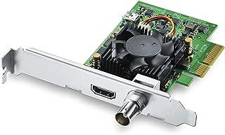 Blackmagic Design DeckLink Mini Monitor 4K PCIe Playback Card, 6G-SDI
