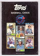 1988 Topps Surf Book - TORONTO BLUE JAYS